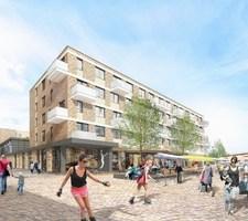 Sporthal en appartementen in Vlaardingen energieneutraal