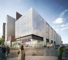 Verbouwing voormalig VROM-kantoor Den Haag klaar