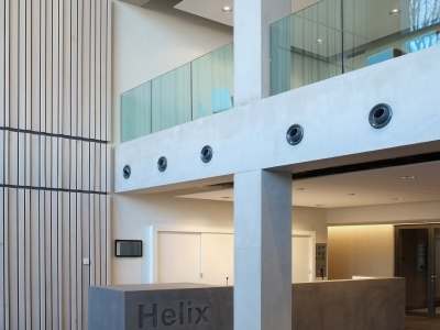Helix gebouw, Wageningen