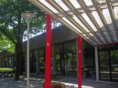 Spinoza gebouw, Nijmegen