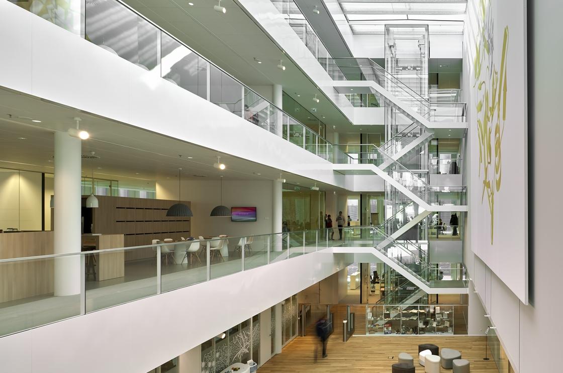 Dsm Keukens Locatie : Biotech Center DSM, Delft Happy Building Index